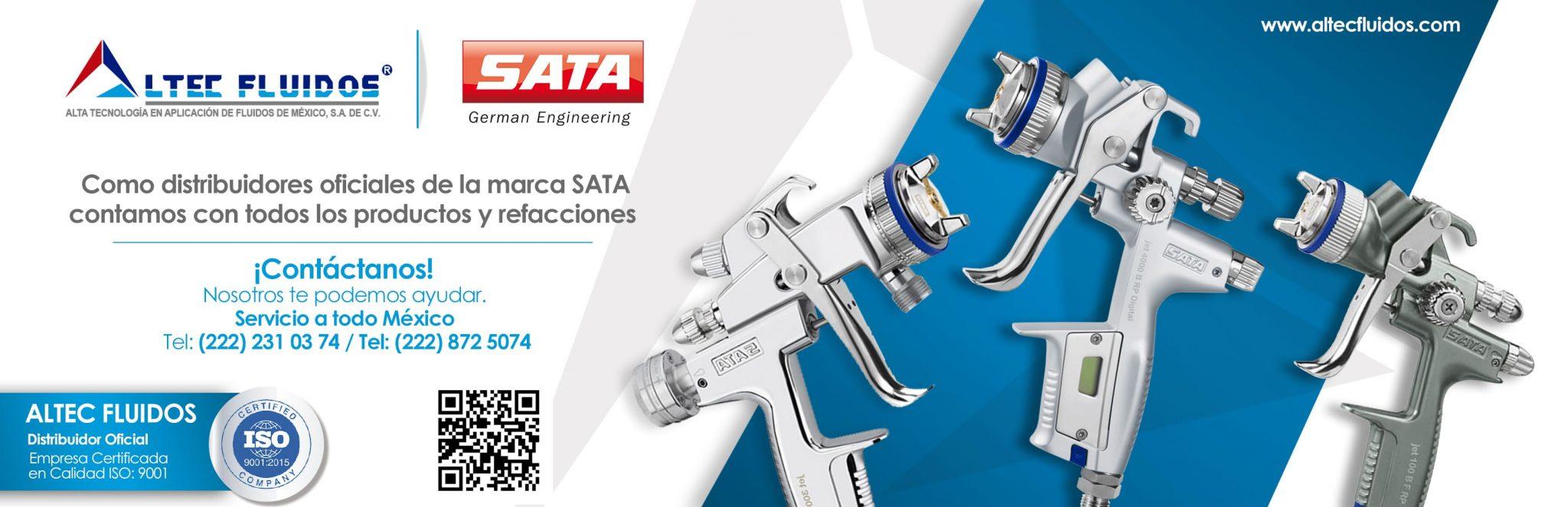 distribuidor SATA