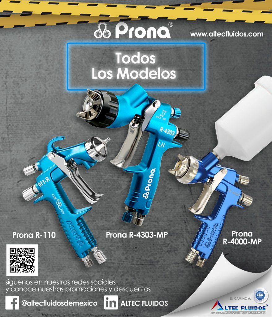 Distribuidor PRONA